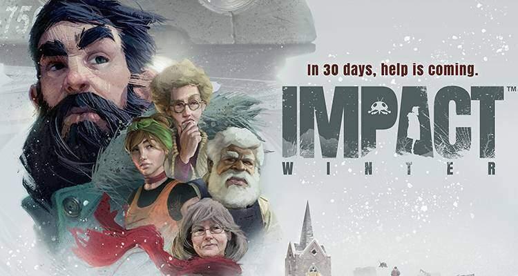 Impact Winter arriva quest'anno su PC, PlayStation 4 e Xbox One