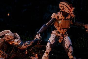 Mass Effect Andromeda screenshot 02