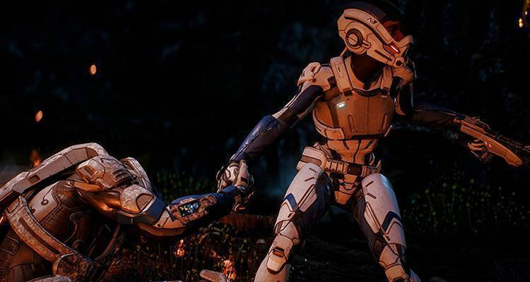 Mass Effect: Andromeda, rilasciato video gameplay del combat system
