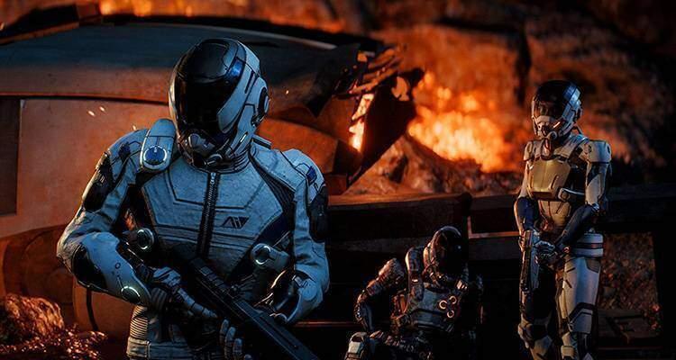 Mass Effect Andromeda distribuirà gratuitamente le mappe multiplayer aggiuntive
