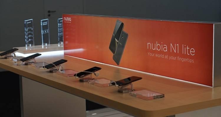 Nubia N1 Lite annunciato al MWC 2017: smartphone Android di fascia bassa