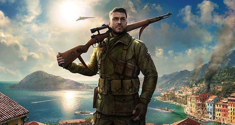 Sniper Elite 4: trailer di lancio e dettagli sul Season Pass