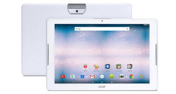 Acer presenta una variante potenziata di Iconia One 10