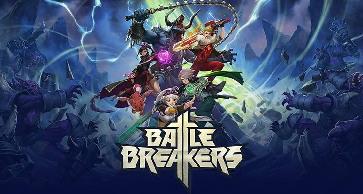 Epic Games lavora a sei giochi tra cui Battle Breakers, RPG tattico a turni per smartphone