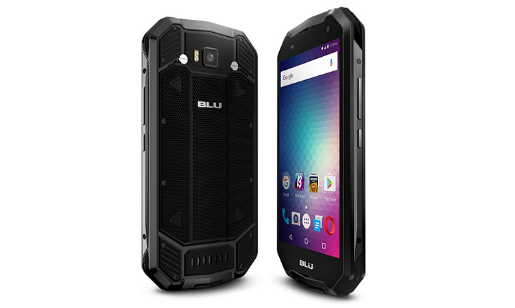 BLU Tank Xtreme 5.0: smartphone rugged, resistente e lowcost!