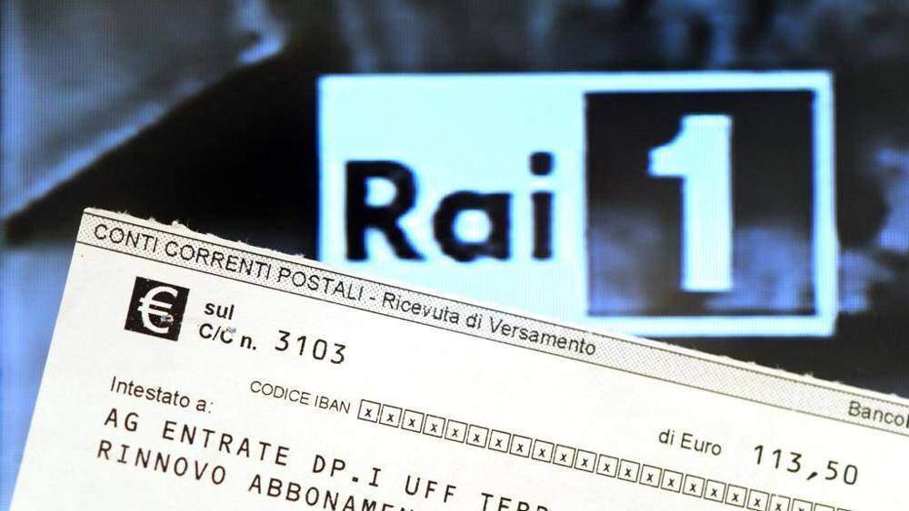 Canone Rai in bolletta, una mossa che premia: evasione ridotta al 4%