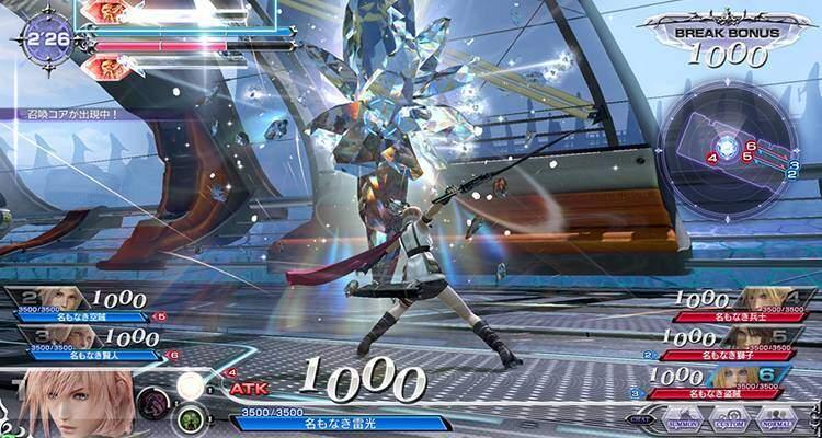 Dissidia Final Fantasy porterà Square Enix nel mondo degli eSport