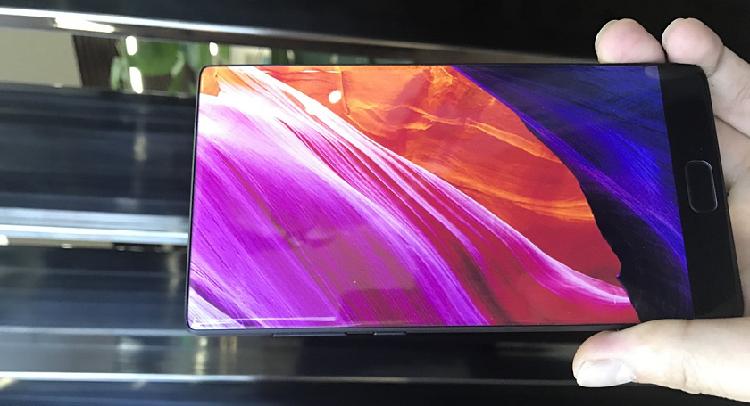 Elephone S8, primi dettagli e foto sul concept phone bezel-free