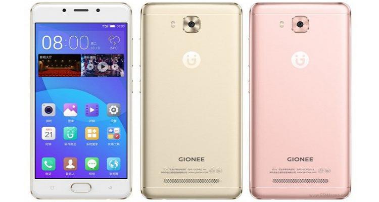 Gionee F5, nuovo entry level Android con batteria da 4.000 mAh