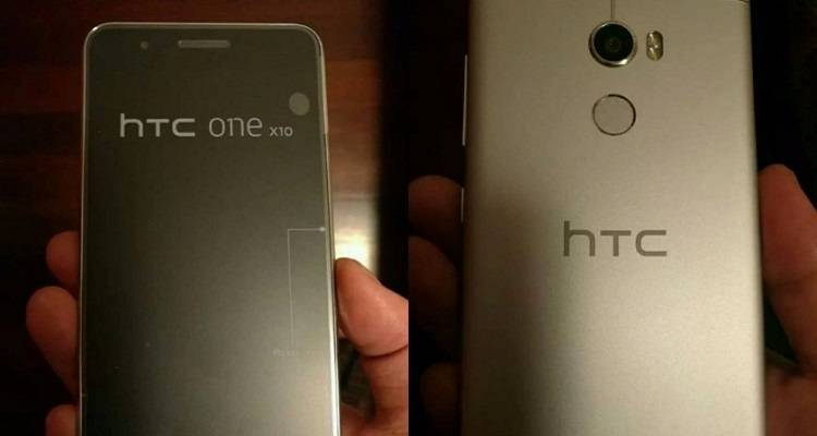 HTC One X10 viene rivelato tramite immagini in anteprima