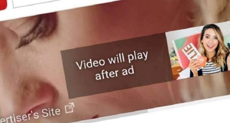 YouTube ha deciso di rimuovere gli annunci lunghi e non saltabili