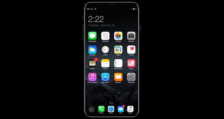 iPhone 8 si sbloccherà tramite riconoscimento dell'iride?