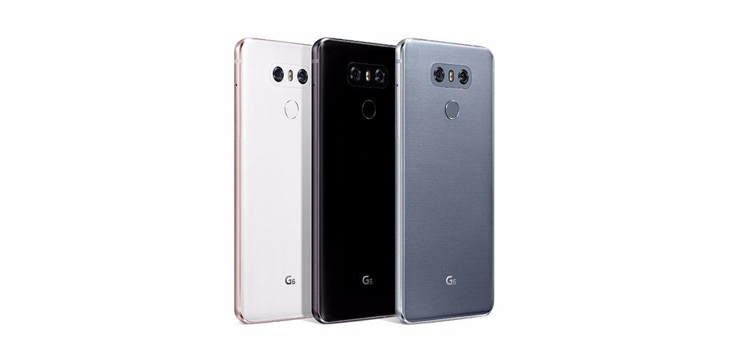 LG G6, partenza col botto: 40mila preordini in 4 giorni