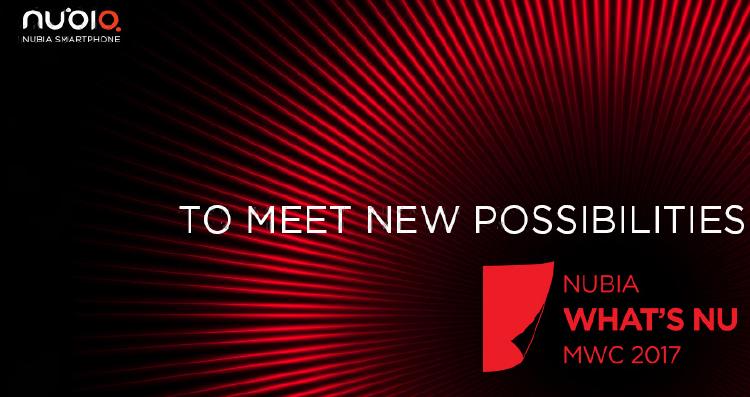 Nubia sarà presente al MWC 2017: l'annuncio ufficiale