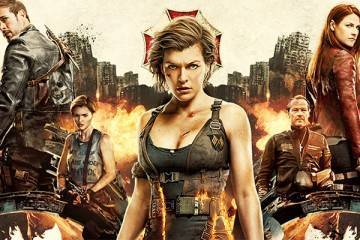 esident evil the final chapter recensione