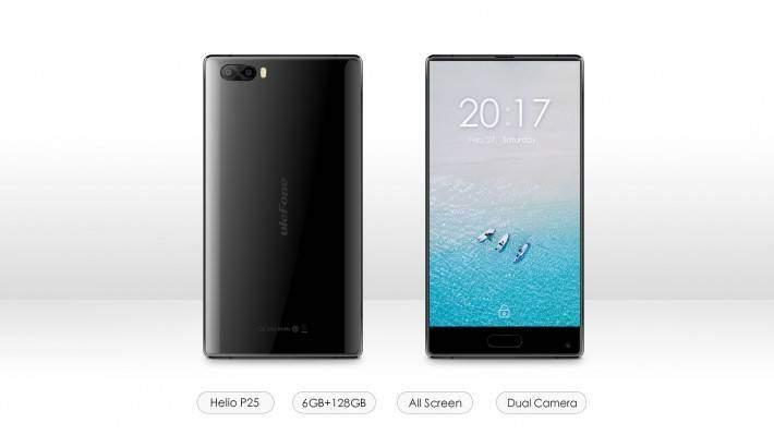 """Ulefone anticipa F1, la sua """"copia"""" di Xiaomi Mi Mix"""