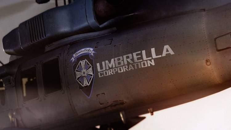 Umbrella Corporation resident evil 7 biohazard