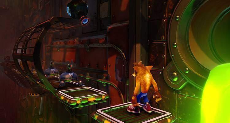 Crash Bandicoot 2 PS4