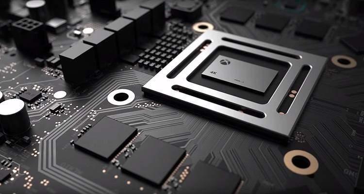 Microsoft all'E3 dedica la sua conferenza a Project Scorpio, Xbox One X