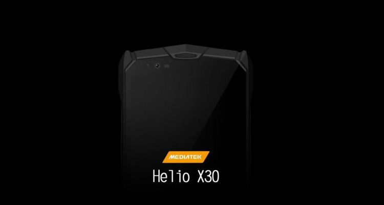 Bluboo R1, primo rugged phone con SoC MediaTek Helio X30