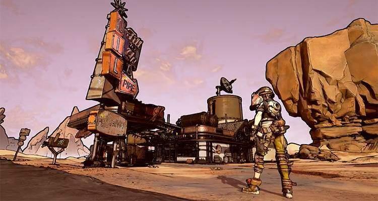 Borderlands 3, mostrata una tech demo