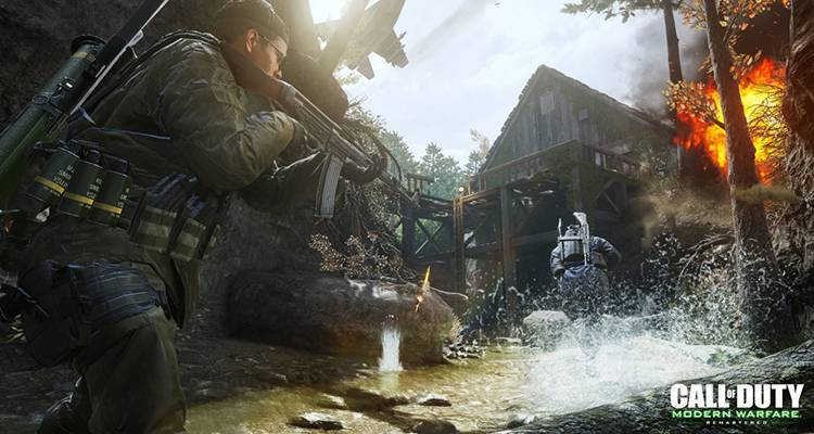 Call of Duty Modern Warfare Remastered ci vuole far pagare il Variety Map Pack