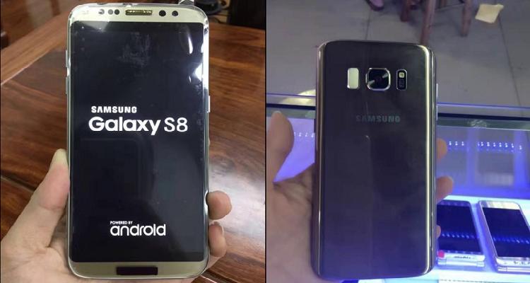 In Cina è già arrivato il clone di Samsung Galaxy S8