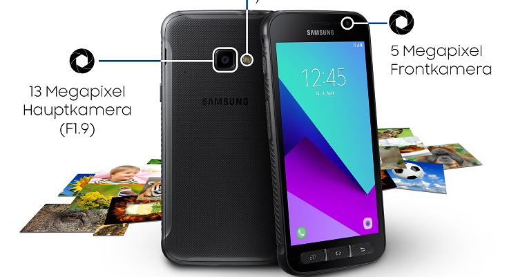 Samsung porta in Italia Galaxy Xcover 4, lo smartphone indistruttibile
