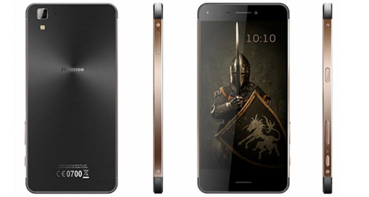 Hisense C30 Rock: display 5.2″, Android Nougat e cam da 16MP a 269 euro