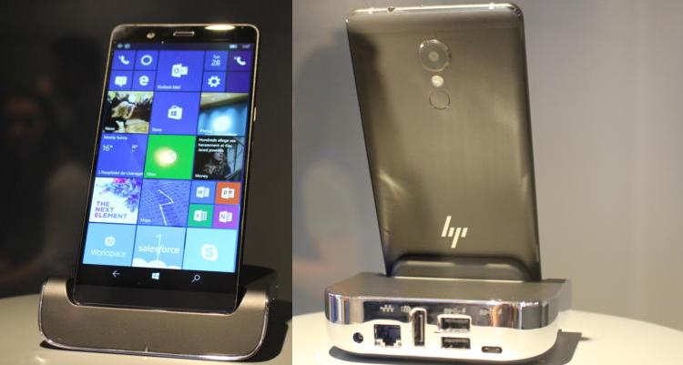 HP Elite X3: il presunto successore al MWC 2017