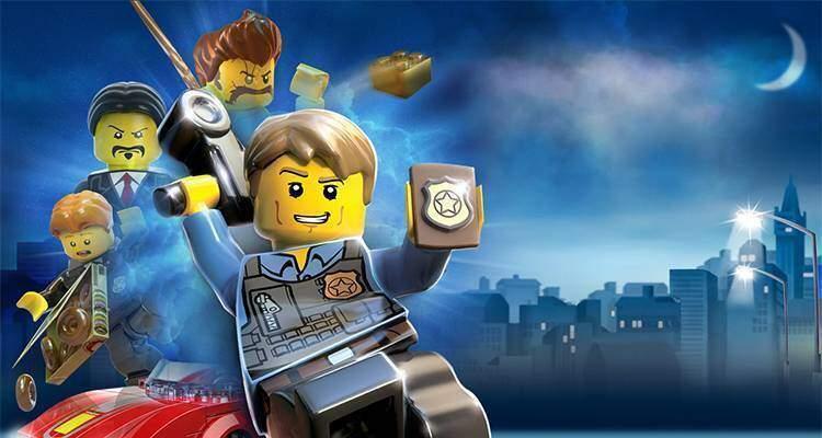 Nuovo trailer per LEGO CITY Undercover
