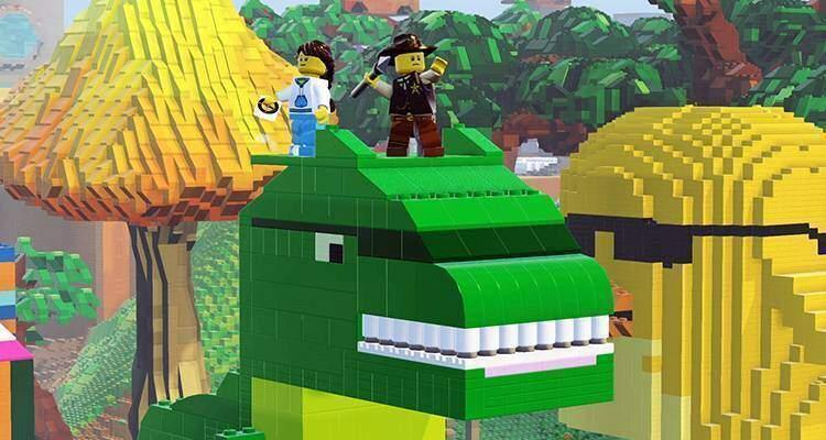 Lego Worlds arriva a settembre su Nintendo Switch