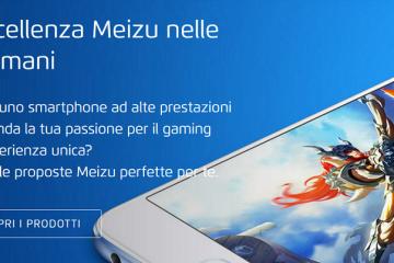 sito ufficiale meizu