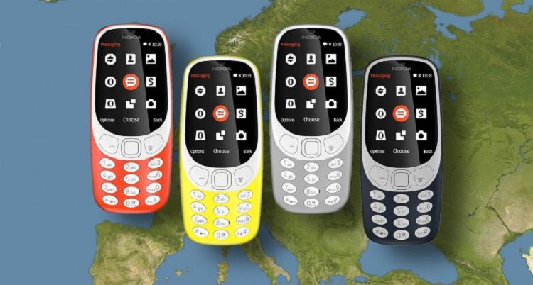 Nokia 3310 (2017) finalmente arriva in Italia: ufficiali prezzo e data di lancio