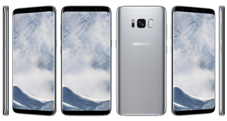 Samsung Galaxy S8 in offerta su Amazon al prezzo di soltanto 699€