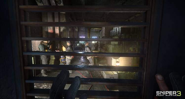Sniper Ghost Warrior 3 rimanda per la terza volta l'uscita del suo open-world