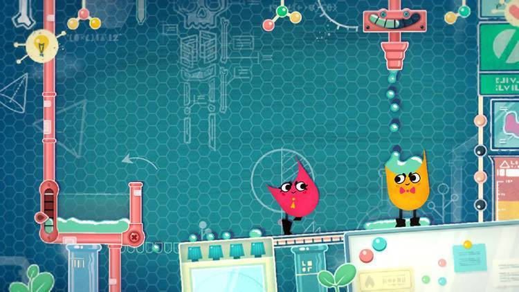 snipperclips recensione