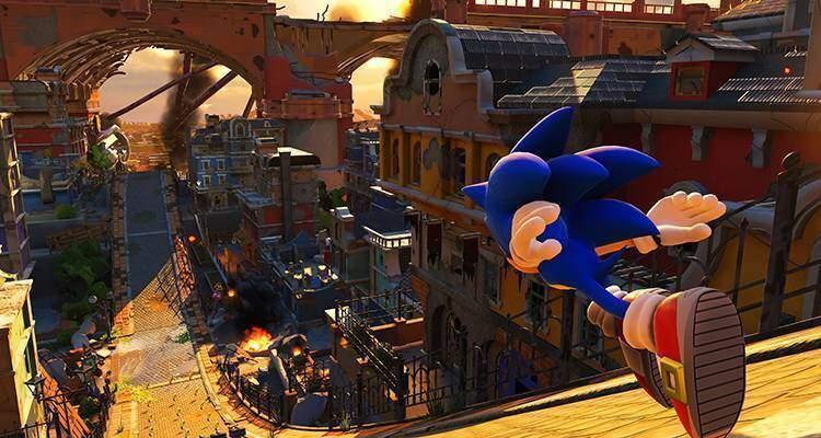 Sonic Forces ha una data di uscita in versione digitale e fisica