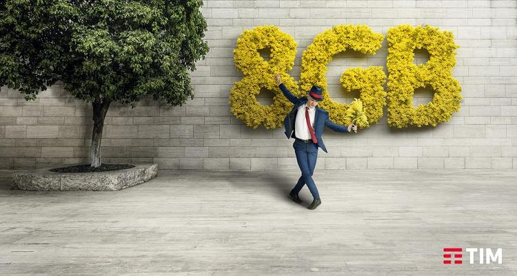 TIM e Vodafone si sfidano a colpi di GB per l'8 marzo