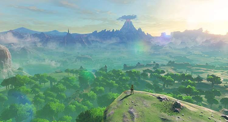 Eiji Aonuma: Zelda ha educato i giocatori in Ocarina of Time e ora li lascia soli in Breath of the Wild