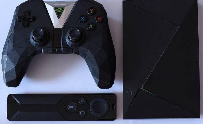 Nvidia Shield TV: il miglior box android, anche per giocare!