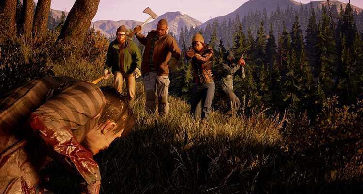 Microsoft all'E3 mostra State of Decay 2 e ne annuncia la finestra di uscita