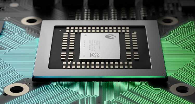 Xbox Scorpio Reveal