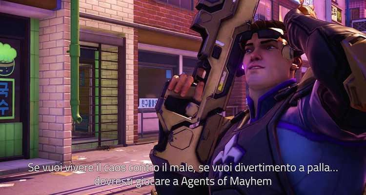Saints Row ha un erede in Agents of Mayhem, il nuovo gioco di Volition