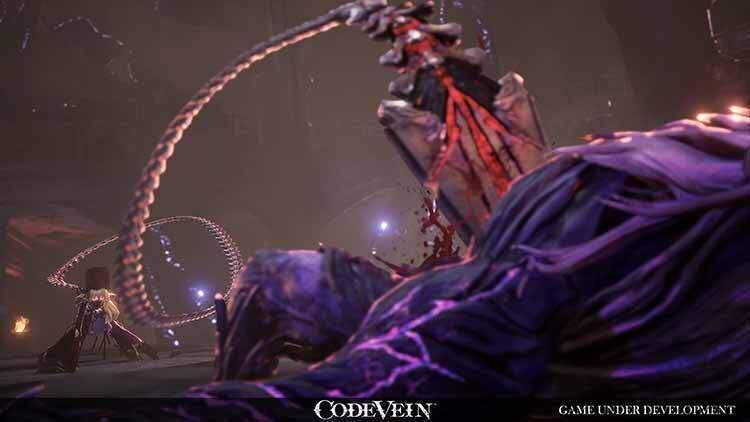 Bandai Namco annuncia Code Vein, il nuovo action RPG del team di God Eater