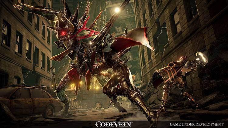 code-vein-gameplay