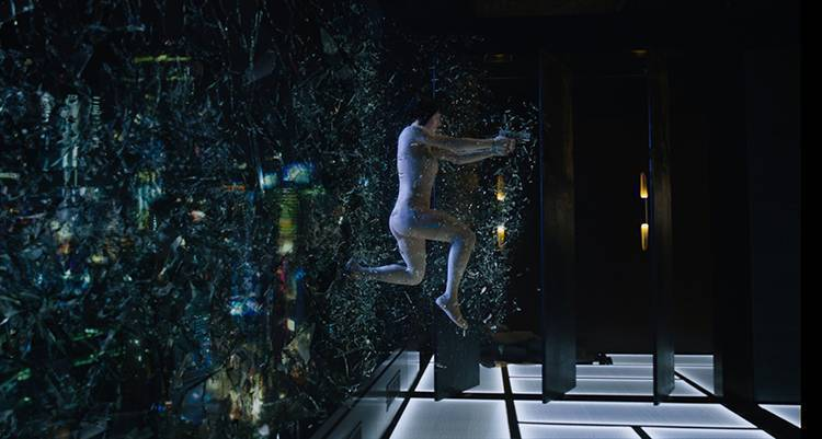 Ghost in the Shell film Rupert Sanders recensione