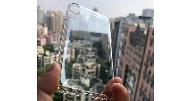 Nuovo leak iPhone 8: ecco l'immagine di una presunta cover
