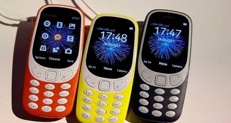 Nokia 3310 (2017) è realtà: ecco la data dell'arrivo in Europa!