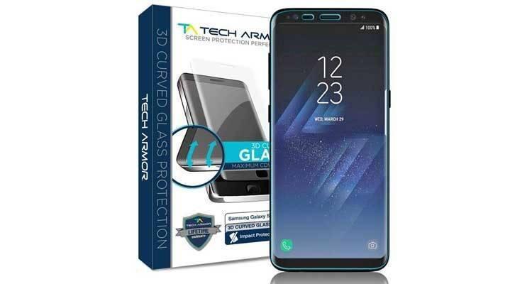 Pellicole Samsung Galaxy S8 Plus: le migliori per proteggere il display